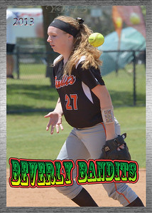 BEVERLY BANDITS 2013