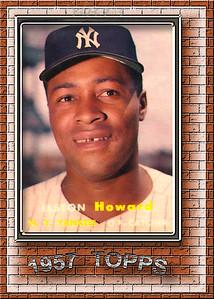 ELSTON HOWARD 5X7 1957
