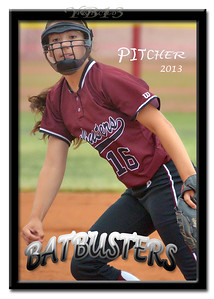 2013 BATBUSTERS P