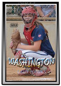 WASHINGTON LADY HAWKS 2013