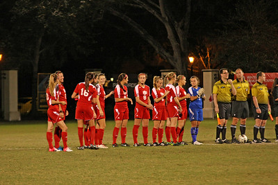 FL SOUTHERN VS. ROLLINS (WOMENS) 10-27-12