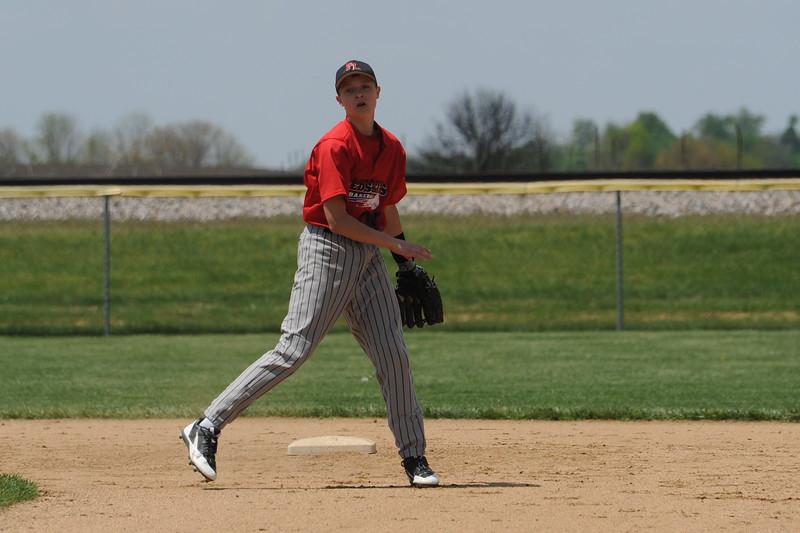 Fort Loramie 8th Grade Baseball 05-18-2014