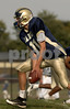 #11 QB Captain Paul Murphy.  September 20th, 2007. Baldwin vs Freeport. 0-18.