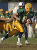 Lynrook QB, #8 Jake Stern heads up field in the 4th quarter. Lynbrook vs New Hyde Park 35-0. September 29th, 2007Photo by Kathy Leistner