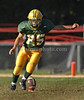 LHS #25 Esteban Vega, 3 extra point kicks and one 7 yard rushing TD.  Lynbrook vs New Hyde Park 35-0. September 29th, 2007Photo by Kathy Leistner