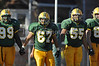 4th Quarter, D-Line, NHP last TD attemptL_R #99 Alexandre Desinor, #67 Zach Langedorff, #55 Jaycee Morejon. Lynbrook vs New Hyde Park 35-0. September 29th, 2007Photo by Kathy Leistner