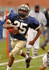 #25 Jovan Finch, Baldwin.  Baldwin vs Hempstead, November 3rd, 2007. Photo by Kathy Leistner