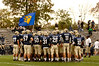 Pregame. Baldwin vs Hempstead, November 3rd, 2007. Photo by Kathy Leistner