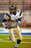 #25 Jovan Finch, senior carries the ball. November 17th, 2007. Baldwin vs Farmingdale, Conference I Champtionships. Photo by Kathy Leistner.