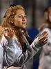 340 HHS Cheerleader.  Hewlett HS vs Garden City. November 15thk, 2008. Photo by Kathy Leistner