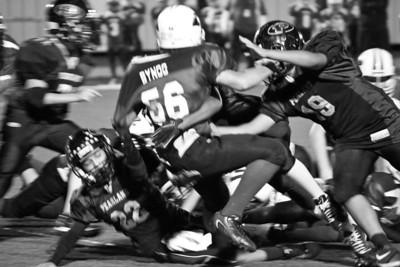 PFL - OILERS vs. Lake Jackson Panthers 10/29/2011