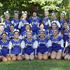 Methuen Cheerleaders.