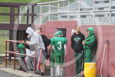 Freshman/JV Game at White's Field, Sept 22, 2012
