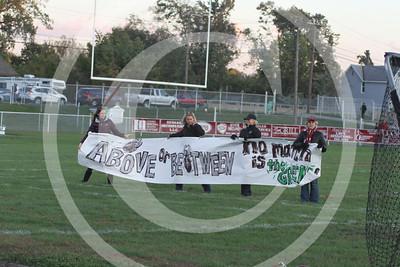 Varsity vs Columbus Academy, Sept 22, 2012