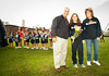 East Rockaway High School Homecoming, October 22nd, 2011. ERHS vs WT Clarke HS, 27-21. Photo by Kathy Leistner