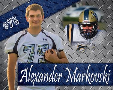 alex markovski 75