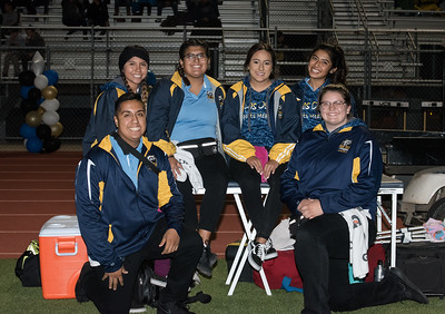 2017 Los Osos Senior Trainers