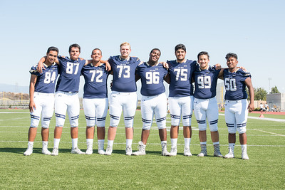 Class of 2018 LOHS Seniors Football