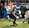 ERHS vs Locust Valley HS, Quarter Finals, Shuart Stadium, Hofstra, Hempstead, NY. November 10th, 2011. Photo by Kathy Leistner