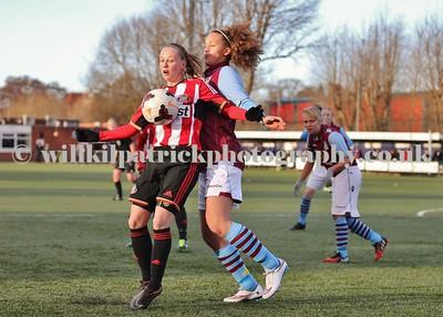 WOMEN'S FOOTBALL 2014-15