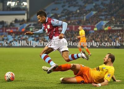 Aston Villa 2 v 0 Wycombe Wanderers