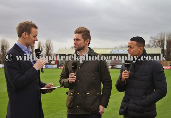 BBC FOOTBALL FOCUS - STOURBRIDGE