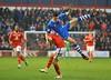 Walsall vs Rochdale Sky Bet League One 02/01/2016.