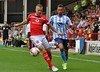 Walsall vs Coventry City Sky Bet League One 22/08/2015.
