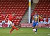 Walsall vs Shrewsbury Town Sky Bet League One 26/04/2016.
