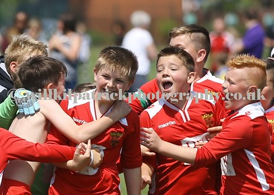 U10's Brewood Juniors v Walsall Phoenix Red Kites