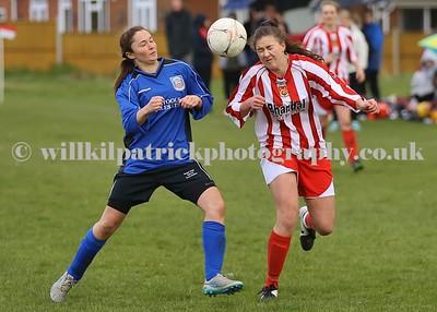 Stourbridge Ladies 1 v 1 Tamworth Ladies