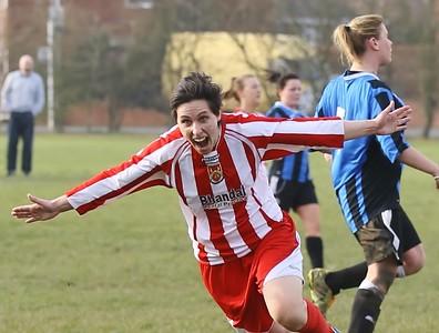 Wednesfield Ladies 0 v 2 Stourbridge Ladies