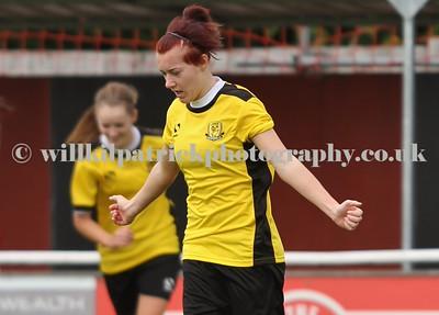 Burton Albion Ladies 3 v 0 Stourbridge Ladies
