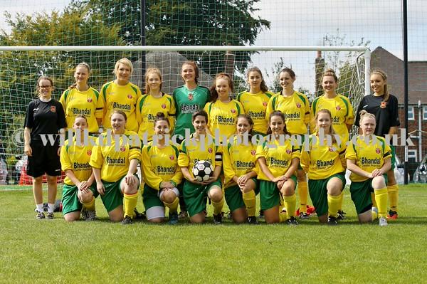 Leek CSOB Ladies 1 v 6 Stourbridge Ladies
