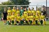 Stourbridge Ladies team for their Women's FA Cup First Qualifying Round match v Leek CSOB Ladies - 06/09/2015
