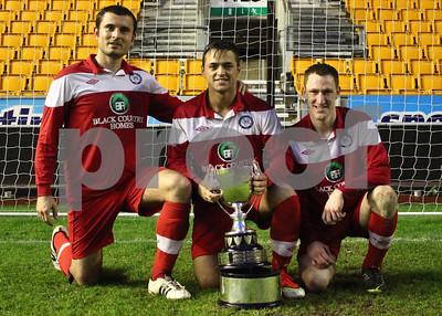 JW HUNT CUP 2012-13