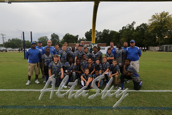 GC FOOTBALL vs Eagles 09-12-2015