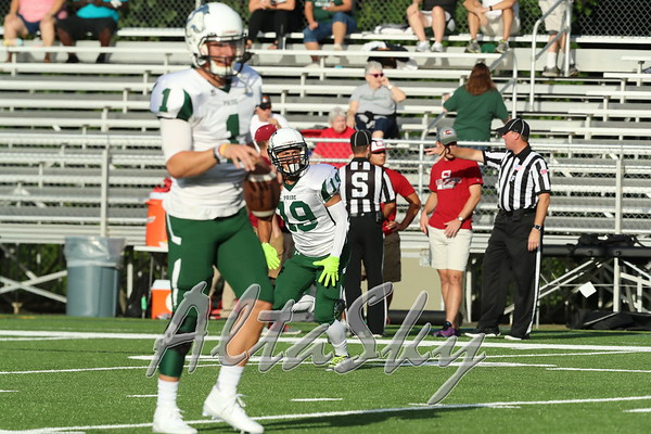 GC FOOTBALL vs GUILFORD 09-03-2016
