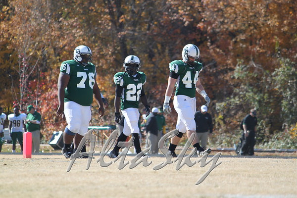 GC SENIOR DAY 2011