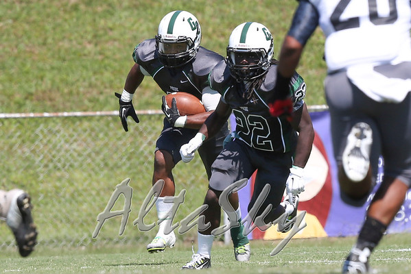 GC vs LaGrange 09-20-2014