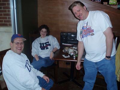 FSU Game and Mark Visit to Austin, Nov 07