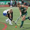 FSU Madeline Hoffman gets by Julie O'Rourke