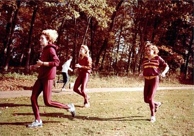 Carla Borovicka, Nancy Rettie, Barbara Matthews.
