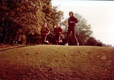 Barbara Matthews, Nancy Rettie, Carla Borovicka.