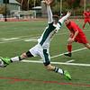 big stretch for the kick Jared Burns