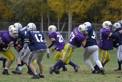 AYF SENIOR COWBOYS VS VIKINGS SEPT 17, 2004