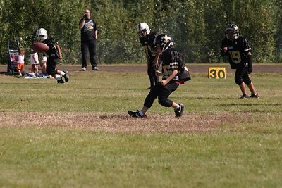Fairbanks, Alaska  Area Youth Football ,July 24, 2004