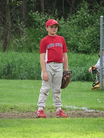 Fairbanks Red Sox vs New Sharon Yankees