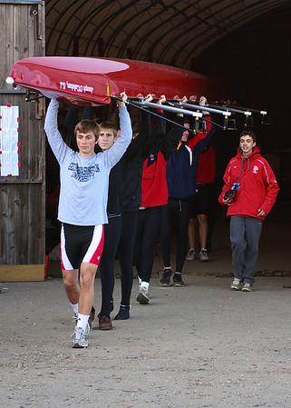 Fairfield Prep Rowing Fall 2011