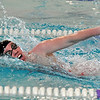 "Zoe Verhoeven, of Fairview, swims the freestyle in the medley relay on Thursday.<br /> For more photos of the meet, go to  <a href=""http://www.dailycamera.com"">http://www.dailycamera.com</a>.<br /> January 5, 2012 / Cliff Grassmick"